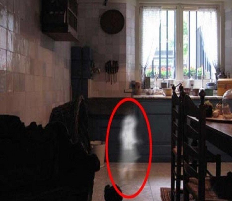 Real Evidence Of Paranormal Activity?