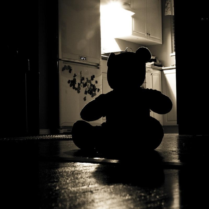 Possessed Teddy Bear Or Elaborate Hoax?